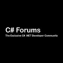 CSharp Forums » .NET Framework