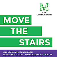 Move the Stairs Brand Protection
