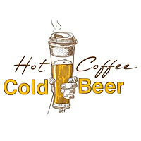Hot Coffee, Cold Beer