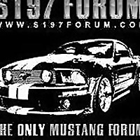 S197 Mustang Forum