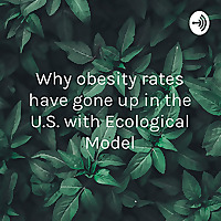 Why obesity rates have gone up in the U.S. with Ecological Model