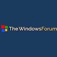Windows Forum