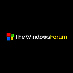 The Windows Forum