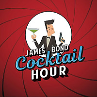 SugaBros & The James Bond Cocktail Hour
