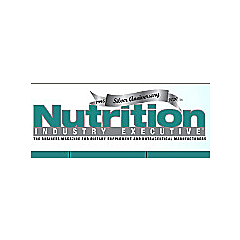 Nutrition Industry Executive Magazine