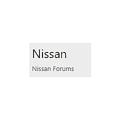 Automotive Message Boards » Nissan Motor Company