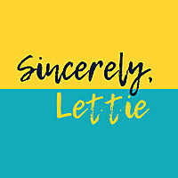 Sincerely, Lettie
