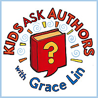 Kids Ask Authors podcast