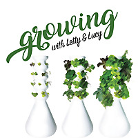 Growing with Letty & Lucy