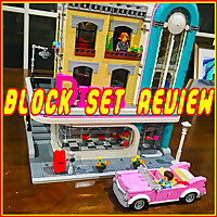 Block Set Review | A LEGO Podcast