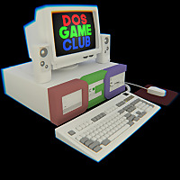 DOS Game Club