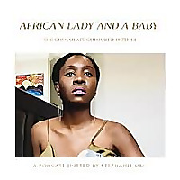 African Lady and a Baby