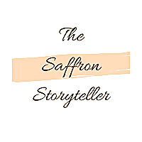 The Saffron Storyteller
