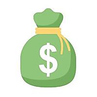 Green Dollar Bills