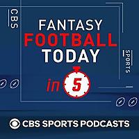 Fantasy Football Today in 5