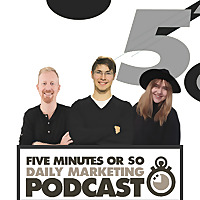 5 Minute Daily Food Marketing Podcast