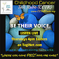 Childhood Cancer Talk Radio Podcasts