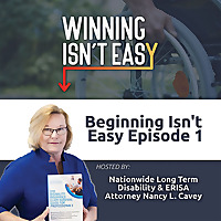 Winning Isn't Easy: Long Term Disability ERISA Claims