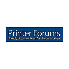 Printer Forums » Ricoh