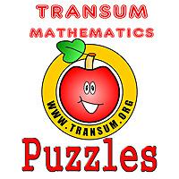 Transum Mathematics Puzzles