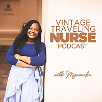 Vintage Traveling Nurse