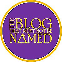 The Blog That Must Not Be Named