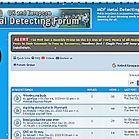 MDF Metal Detecting Group