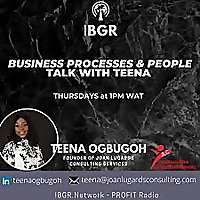 Business Processes & People Talk with Teena