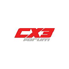 मज़्दा CX-3 फोरम