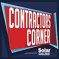 Contractors Corner by Solar Power World