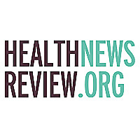 HealthNewsReview.org | Health News Watchdog Blog