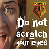 Do Not Scratch Your Eyes