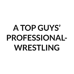 A Top Guys' Professional-Wrestling