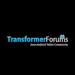 Asus Eee Pad Transformer Forum