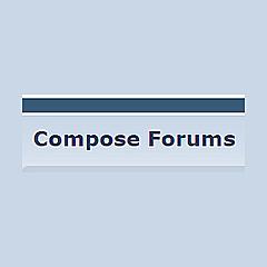 Compose Forums