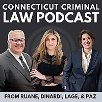 Connecticut Criminal Law Podcast