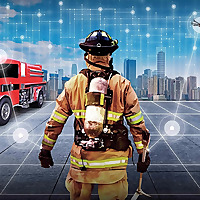 Smart Firefighting
