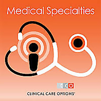 CCO Medical Specialties Podcast