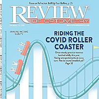 Review of Optometry   The Magazine Read Most by Optometrists