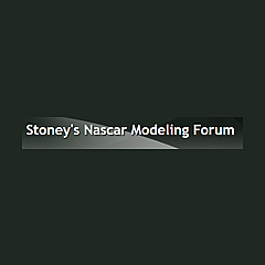 Stoney's Nascar Modeling Forum