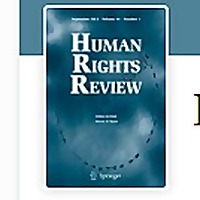 Springer » Human Rights Review