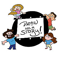 Draw me a Story - An Animation Podcast