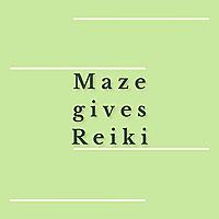 Maze Gives Reiki