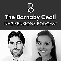 Barnaby Cecil NHS Pensions Podcast