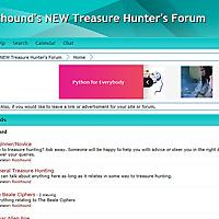 Rockhound's NEW Treasure Hunter's Forum
