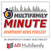 ABI Multifamily Minute
