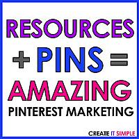 Resources + Pins = Amazing