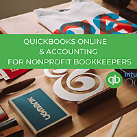 QuickBooks Online and Accounting For Non-profit Bookkeepers