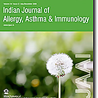 Indian Journal of Allergy, Asthma and Immunology