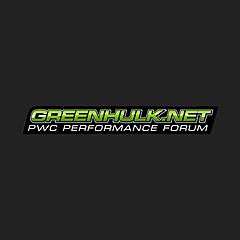 Greenhulk Personal Watercraft Performance Forums